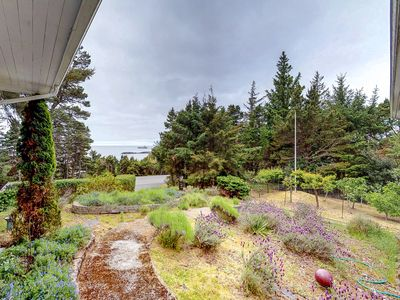 Photo for NEW LISTING! House w/ocean & port views, full kitchen, & free WiFi