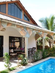 Photo for Villa in saly 300m from the beach residential area and secured near the Consulate