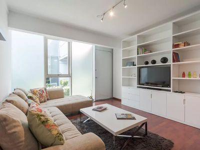 Photo for Lovely apartment Roma Norte