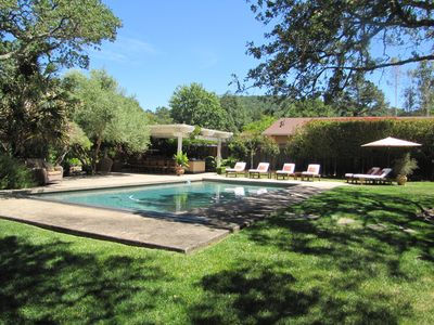 Photo for Amazing Custom Home located in the Heart of Sonoma Valley,  3 miles to Plaza