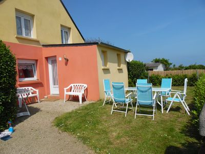 Photo for HOUSE 100 M FROM THE SEA 4/5 sleeps 2 stars