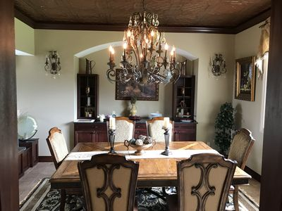 Photo for Large Tuscan style home in beautiful Hudson Valley 43 minute drive to West Point