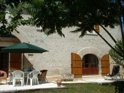 Photo for Quality Gîte secured heated pools Charente Dordogne Free WIFI