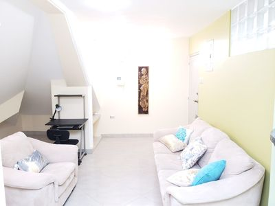Photo for SOPHISTICATED APARTMENT CLOSE TO AIRPORT SECURITY 24 hours GREAT LOCATION