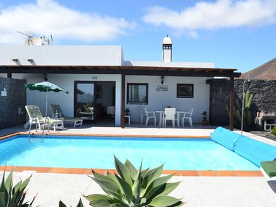 Photo for Villa Toledo In Playa Burgado, Playa Blanca, Lanzarote