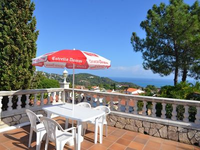 Photo for Club Villamar - Fully equipped holiday villa located in an elevated position from where you can e...