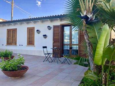Photo for Dune Home, accommodation by the sea 4/6 beds Alcamo Marina on the sea