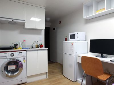 Photo for Sunny & Tidy Private Studio Apartment