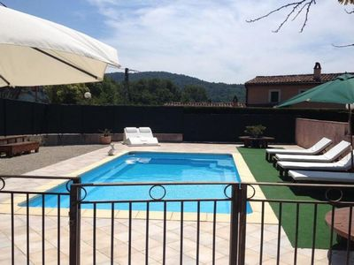 Photo for Nice house between Verdon and the Mediterranean