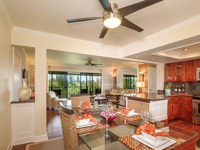 Photo for Luxurious Seaside Bluff Retreat ~ The Finest Interior Accomodations