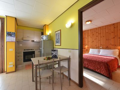 Photo for Residence Bellevue-Bilocale 4 / Two room apartment 4 persons