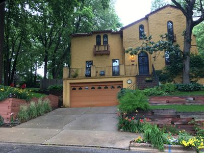 Photo for Beautiful Minneapolis home in beautiful neighborhood!  Excellent location!!