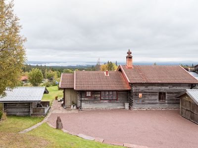 Photo for Luxury log cabin in scenic setting