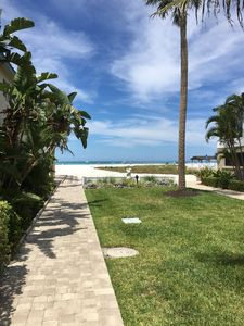 Photo for Gulf Side Villa/Steps to Beach/Fully Renovated 2019