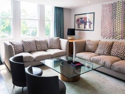 Photo for Stunning Notting Hill house at superb location