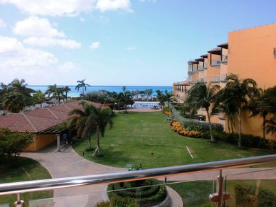 Magnificent ocean view from your balcony!