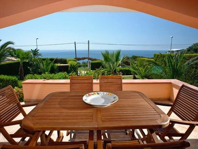 Photo for Detached villa in an excellent location, only 100 meters from the sea!