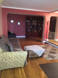 Photo for Huge 2 bedroom, 2 bath in Forest Hills with the terrace