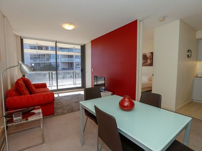 Photo for One bedroom apartment in the heart of the city centre - Shelley Street