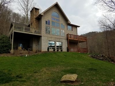Photo for 1BR Apartment Vacation Rental in Beech Mountain, North Carolina