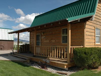 Photo for Cozy Cabin - Prime Fly Fishing, Hunting or Vacation - Very CLEAN & Comfy-Montana