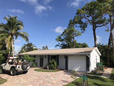 Photo for Quaint Florida Cottage West of US 41 and only 1.5 Miles from Beach!