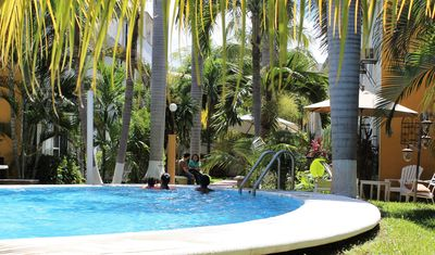 Photo for Central house with pool in Cancun