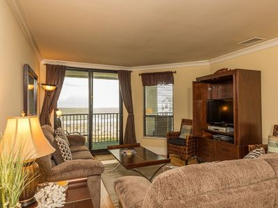 Photo for Summer House 509/ 2 BR Ocean View Condo w/ Wild Dunes Amenities!
