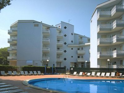 Photo for One bedroom Apartment, sleeps 3 in Lignano Riviera with Air Con and WiFi