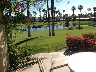 Photo for Breathtaking Water & Golf Course View, Pet Friendly with Tempurpedic Bed Master