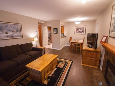 Photo for Stoney Creek Northstar - Renovated, Ground Floor Condo in Whistler Village.