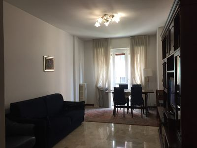 Photo for Whole house. Double room + living room with two sofa beds, cleaning, wi-fi