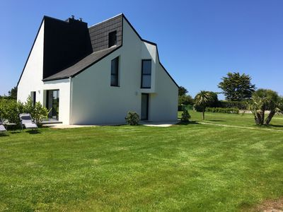 Photo for 4BR House Vacation Rental in Santec, Bretagne