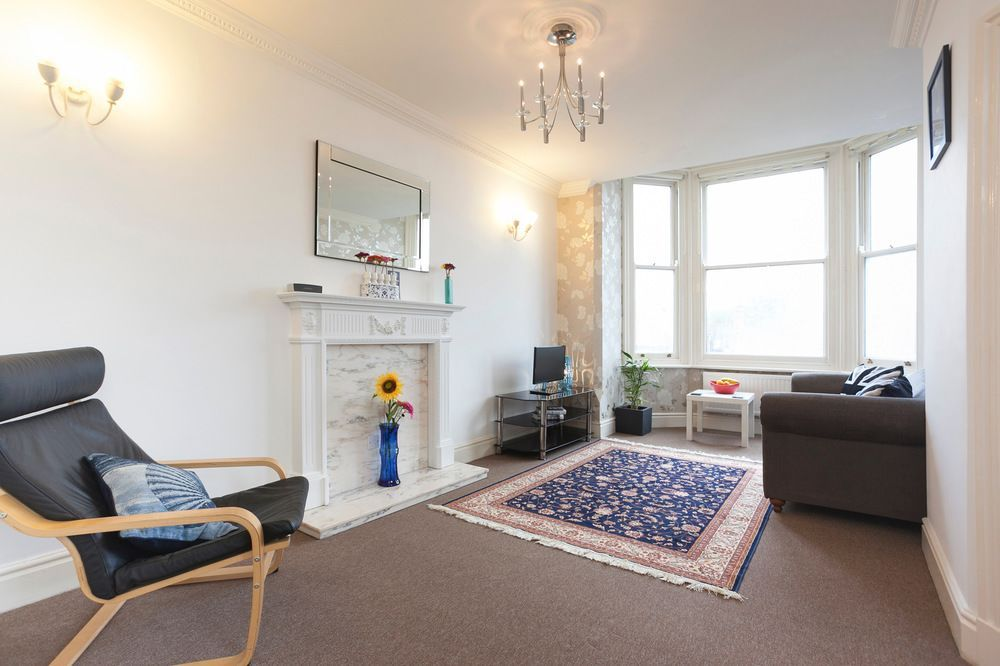 Magdala Apartments   Near Motorpoint Arena Nottingham   Deluxe Apartment, 1  Double Bed, Garden View