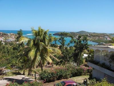 Photo for Small villa in Cape East with beautiful sea view