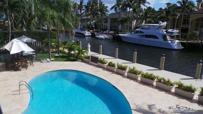 Photo for Waterfront ~ Las Olas Vacation Luxury Home ~ Ideal For Family Holidays!