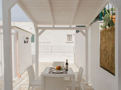Photo for Stylish terrace on the centre of Ostuni