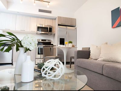 Photo for ASK US FOR DISCOUNTS - Stylish 2/2 Brickell / Downtown Miami Condo Steps Away from Nightlife