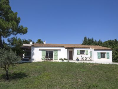 Photo for House of 160 m2 with swimming pool, near Uzès