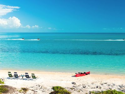 Photo for Villa Cotovia - Turks and Caicos - Beautiful Beachfront 3 or 5 Bedroom option