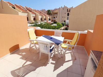 Photo for Tenerife Royal Gardens | Studio | Sleeps 4 | Top location! | First Line!