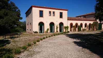 Photo for Spacious and comfortable villa. Peaceful, rural location