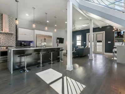 Photo for Contemporary Big Easy Pad...Mins to French Quarter