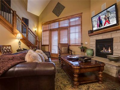 Photo for HM6C by Mountain Resorts:  Luxury Penthouse ~ Pool ~ Walk to Summer Activities ~ Expansive Views