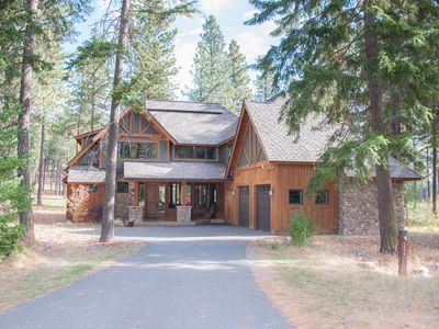Photo for Large 3100sqft Luxury Suncadia Home on the 13th Fairway with Full Resort Access!