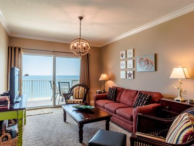 Top Rated Beachfront Condo-Managed by Owner!
