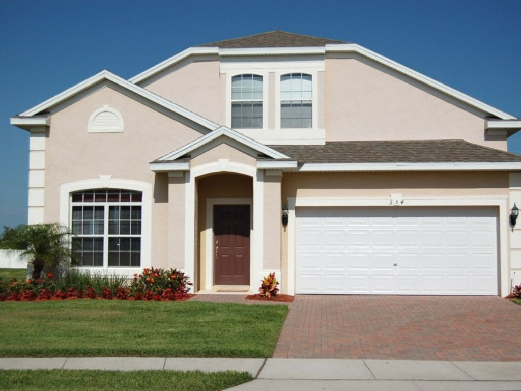 Luxury 5 Bedroom 4 Bath Pool Spa Vacation Home In Orlando Florida 5 Br Vacation House For Rent
