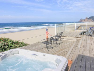 Photo for Breathtaking Views from this Six-Bedroom Oceanfront Beauty!