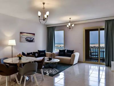 Photo for Spend the day in Ras Al Khaimah and return to your 1 bedroom apartment
