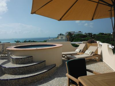 Photo for Isla Mujeres House Rental - Paraiso Sur
